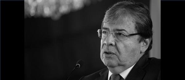Canciller Claudia Blum, Directivos y Funcionarios del Ministerio de Relaciones Exteriores lamentan el fallecimiento del Ministro de Defensa y Excanciller, Carlos Holmes Trujillo